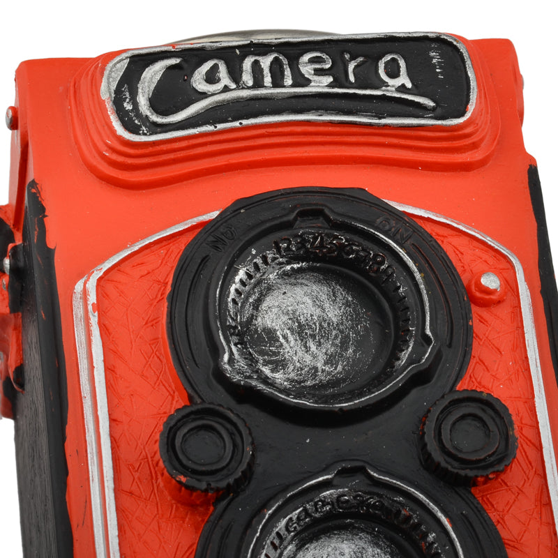 Retro Camera Shape Silicone Surface Coffee Mug