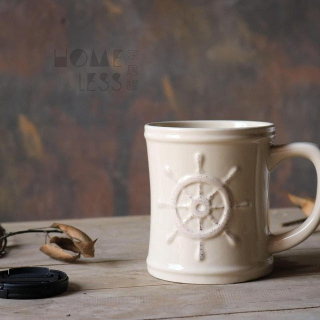Originality retro coffee mug