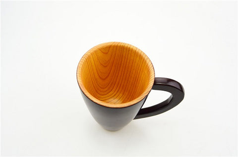 Top Grade Health Wood coffee Mug