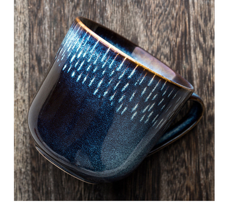 Creative Pottery Ceramic Coffee Mug