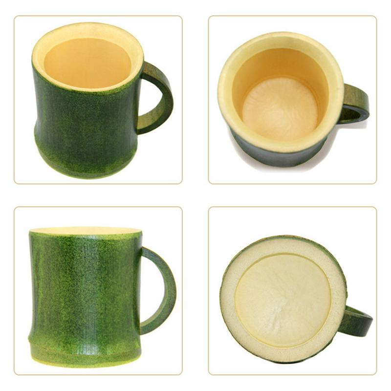 Pure Natural Bamboo Cup