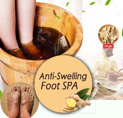 Anti-Swelling Foot SPA
