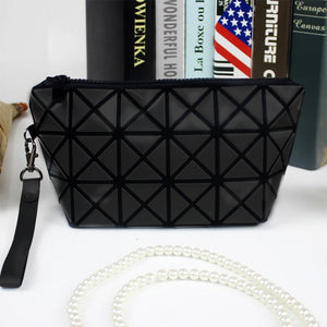 Geometric Luminous Handbag
