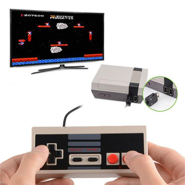 Classic Retro Game Console - Upgraded