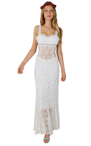 LACE SUMMER DRESS AMELIE