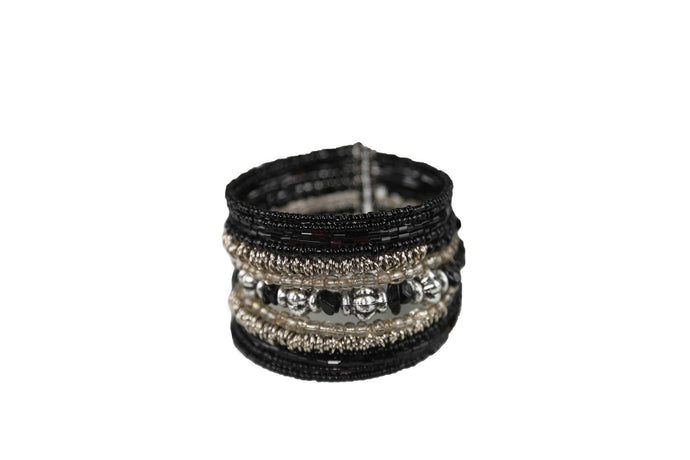 DHAN BANGLE BLACK
