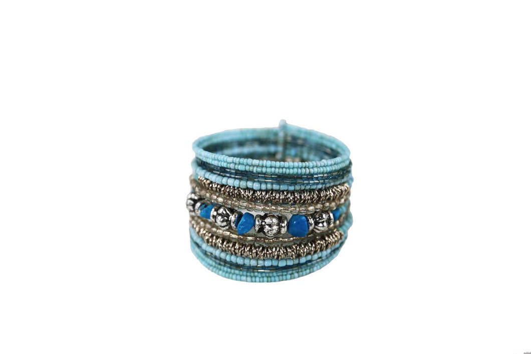 DHAN BANGLE TURQUOIS