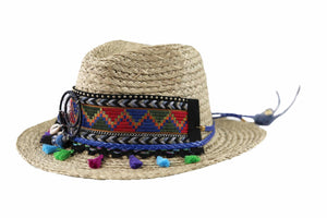 COLOURFUL HAT DREAMCATCHER
