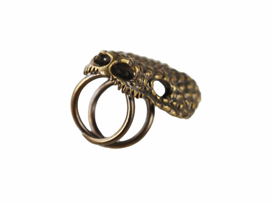 DRAGON RING GOTHIC