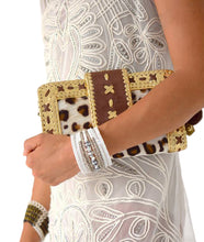 DHAN BANGLE WHITE