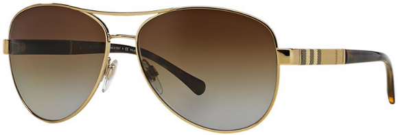BURBERRY 3080 POLARIZED