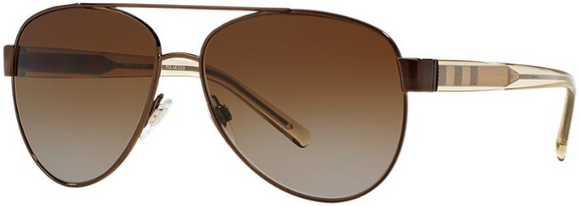 BURBERRY 3084 POLARIZED
