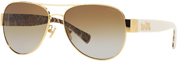 COACH 7059 POLARIZED