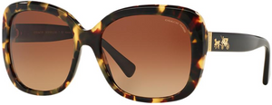COACH 8158 POLARIZED