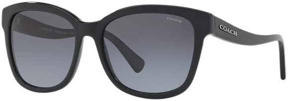 COACH 8219 56 L1656 POLARIZED