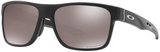 OAKLEY 9361 57 CROSSRANGE POLARIZED PRIZM BLACK