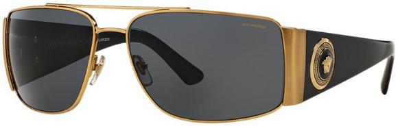 VERSACE 2163 63 POLARIZED
