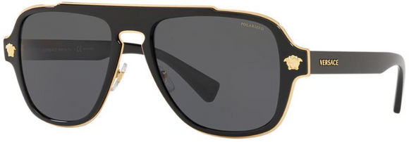 VERSACE 2199 56 POLARIZED