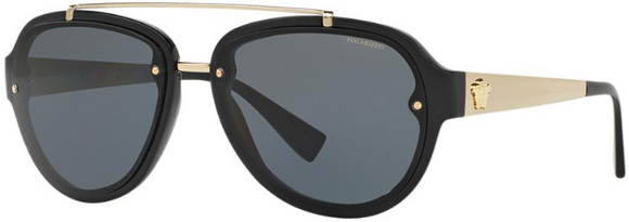 VERSACE 4327 57 POLARIZED