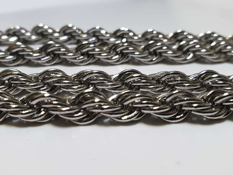 The Stainless Steel Rope Chain