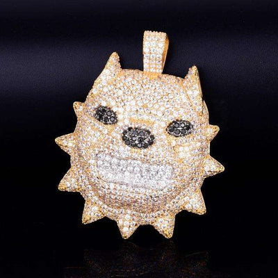 The Big Dog Pendant - Mancessorize