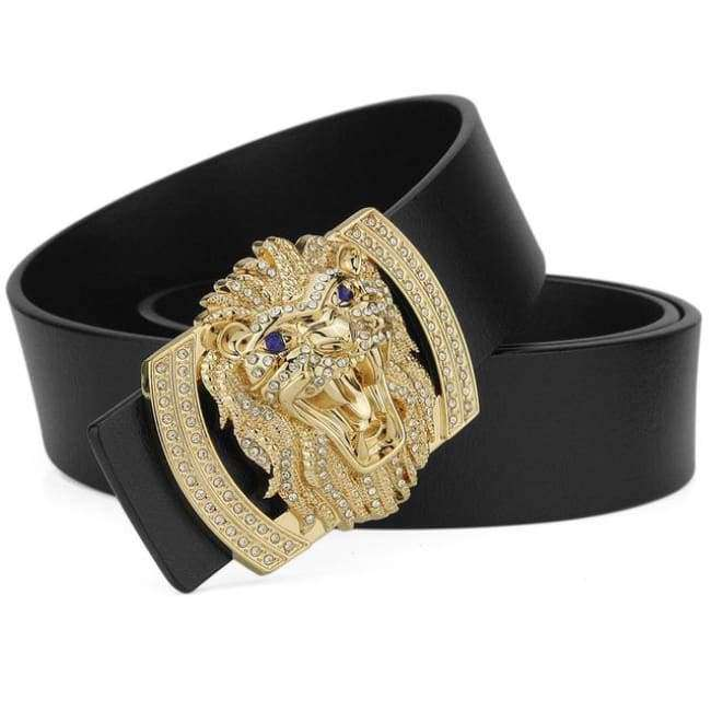 The Roaring Lion Belt - Gold