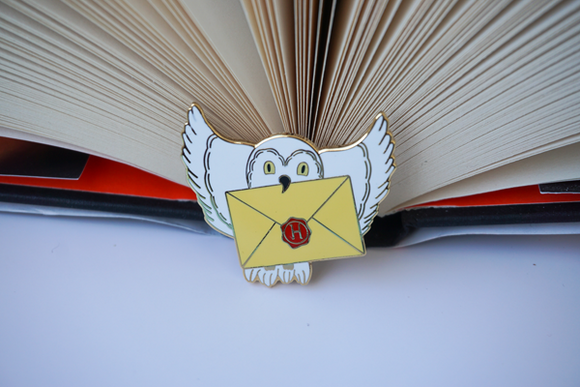 Hedwig | Harry Potter Enamel Pin