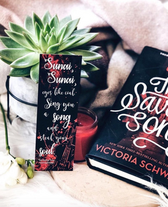 Sunai, Sunai | This Savage Song Bookmark