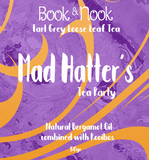 Mad Hatter's Tea Party | Wonderland Literary Tea