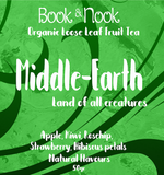 Middle-Earth | Tolkien Literary Tea