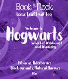 Welcome to Hogwarts | Harry Potter Literary Tea