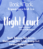 Night Court | A Court of Thorns and Roses Literary Tea