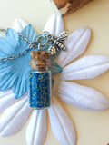 Strange the Dreamer Bottle Necklace | Bookish Jewelry