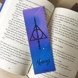Always | Harry Potter Bookmark