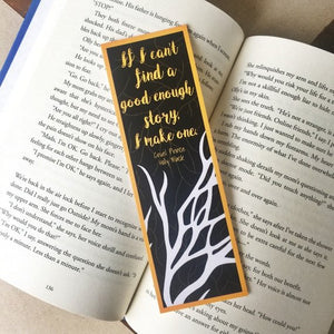 If I Can't Find | Cruel Prince Bookmark