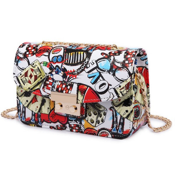 Spring Ladies Crossbody Bag