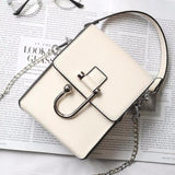 Leisure Korean Style Crossbody Bag