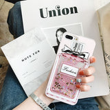 Perfume Bottle iPhone Cases
