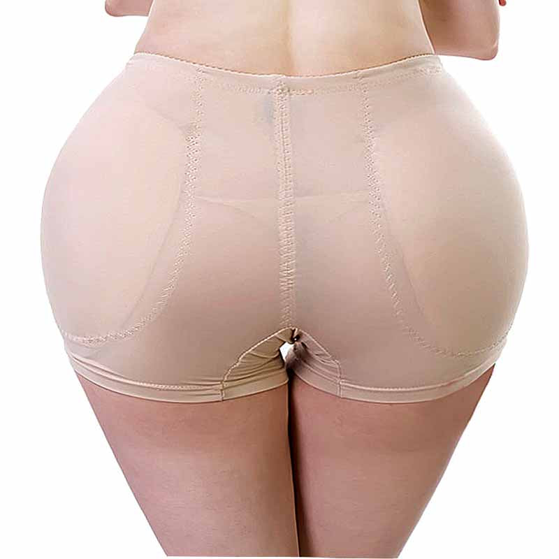 46e0d31c31 ... FLJ FASHIONZ Women Plus Size Butt Lifter Hot Shaper Buttocks Shorts  Enhancer Control Panties Bodysuit Underwear ...