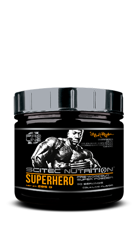 Scitec Nutrition Superhero
