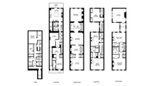 2D Floor Plan: Black and White - Halo Renders