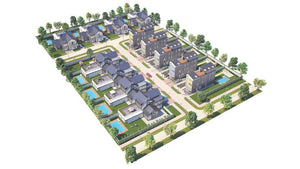 3D Site Plans - Rendering Services