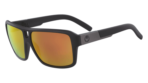 The Jam 2 Matte Black/ Red Ion Sunglasses