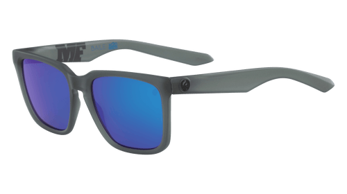 Baile H20 Matte Crystal Shadow/Blue Ion Sunglasses