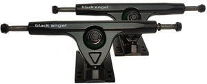Black Angel 180mm Downhill Longboard Trucks