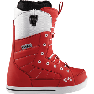 Women's 86 FT Snowboarding Boots Size 8.5 Red