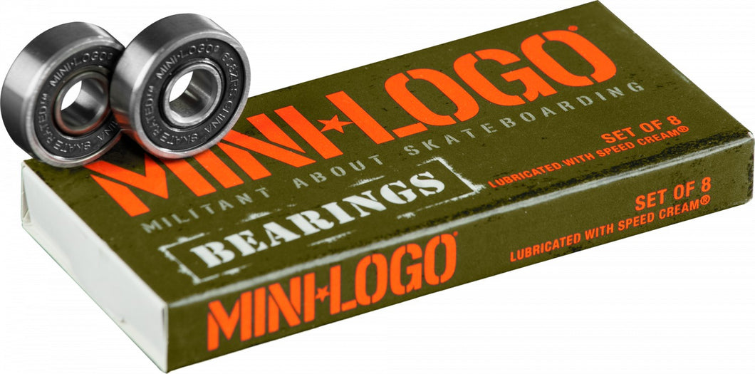 Mini Logo Bearings Case