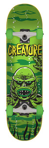 Black Lagoon 7.5in x 30.6in Skateboard Complete