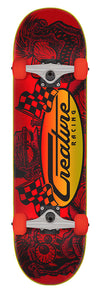 Grease Monkey 8.0 in x 31.6 in Skateboard Complete