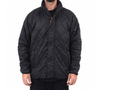 Holden Mens Oakwood Insulated Jacket Black X-Large